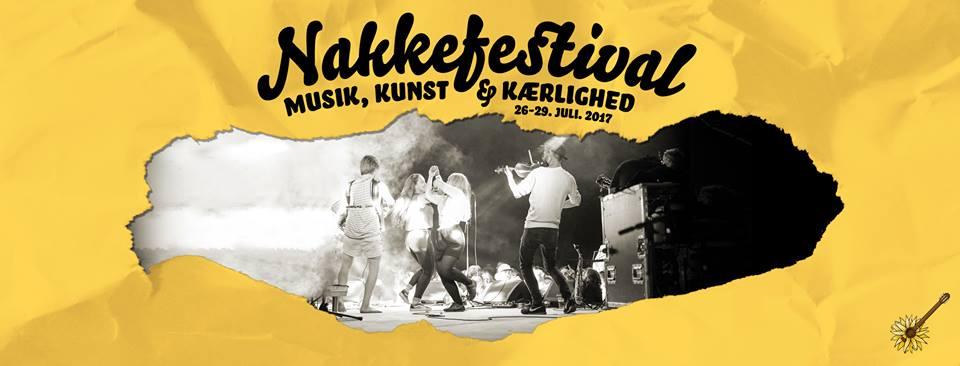 Billede tilhører Nakke festival. Pressemateriale hentet fra http://www.nakkefestival.dk/kys/presse.html